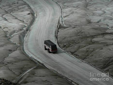 Columbia Icefield Glacier Adventure by Laurel Best