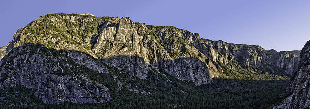 Columbia Rock Outlook by Nathaniel Kolby