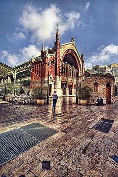 Columbus Market by Gabriel Calahorra