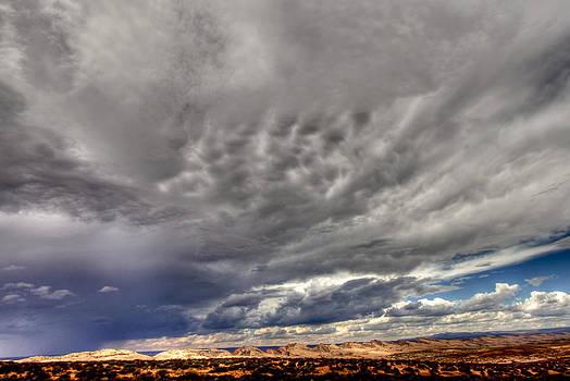 Comb Wash Ridge by Stellina Giannitsi