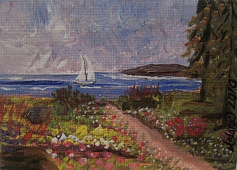 Come Sail Away by Melonie King