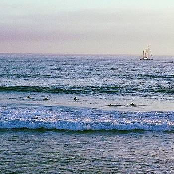 Come Sail Away! #setsail #ocean by Lauren Laddusaw