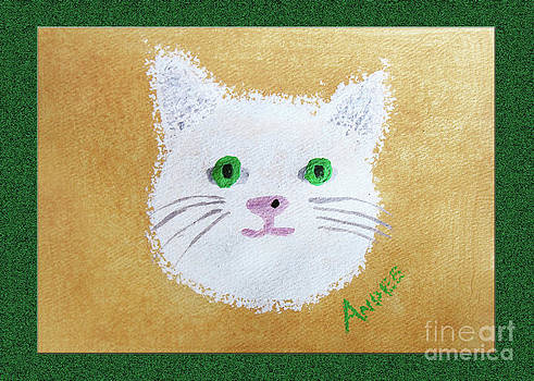Andee Design - Comic Kitty