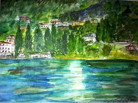 Como Ville  by Angela Puglisi