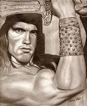 Conan the Barbarian by Michael Mestas