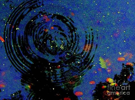 Concentric Water by Maria Scarfone
