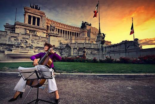 Concert in Rome by Franco Farina