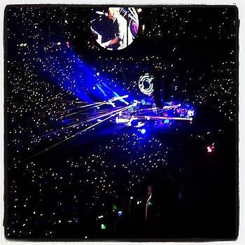 Concert Lights by Kim Kay