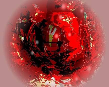 Conciencia cosmica red by Sara  Diciero