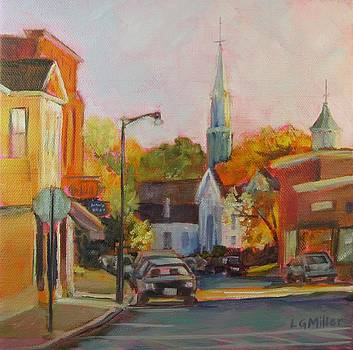 Concord Afternoon by Laurie G Miller
