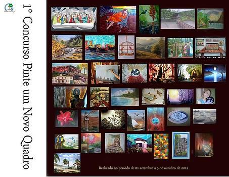 Concurso Pinte Um Novo Quadro by Maria tereza Braz