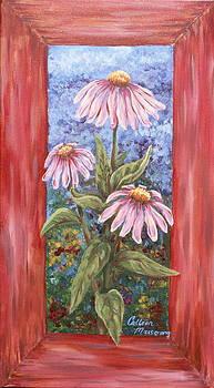 Coneflower by Colleen Masserang