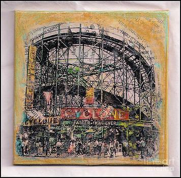Ruby Cross - Coney Island Fun