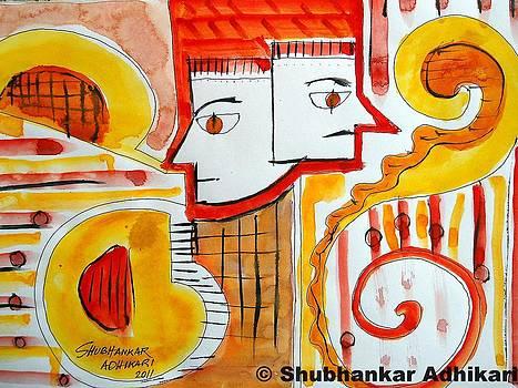 Conflict by Shubhankar Adhikari