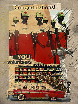 Congratulations You Volunteers by Adam Kissel