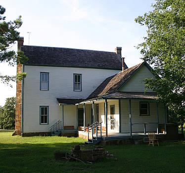 Nina Fosdick - Conser House back