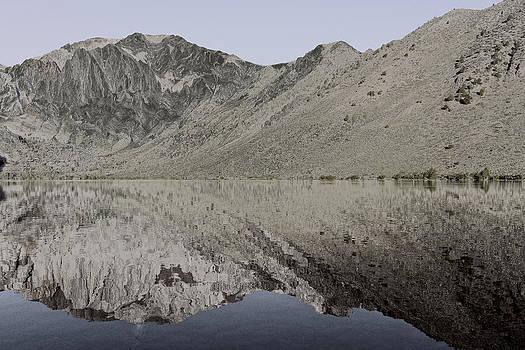 Convict Lake by Darren  Cornea