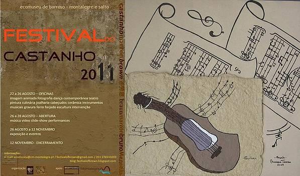 Convite by Maria tereza Braz