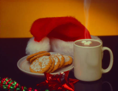 Cookie For Santa by Jerry Taliaferro