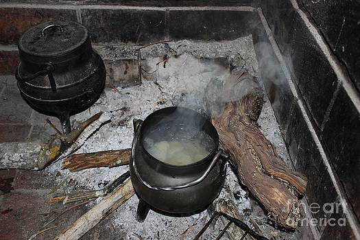 Cooking in the countryside by Alexandra Bento