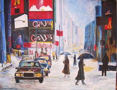 Cool New York by Dagmar Helbig