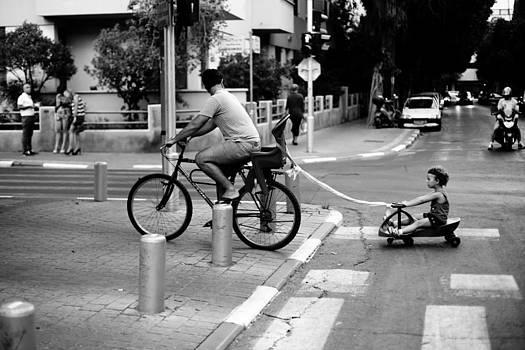 Cool Transportation by Victor Bezrukov