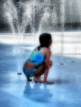 Cooling Off by Jennifer Woodworth