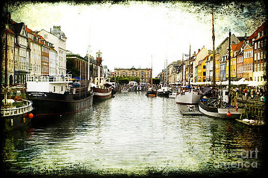 Copenhagen Denmark by Joan McCool