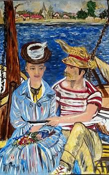 Copy of Manet by Iris Devadason