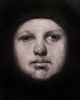 Copy of Odd Nerdrum's Woman With Doorknob by Derek Van Derven