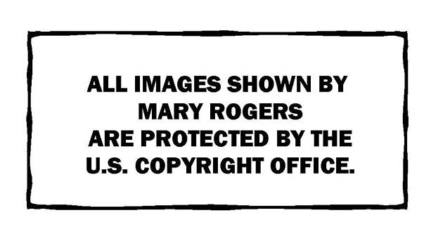 Copyright Office by Mary Rogers