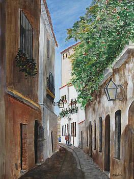Cordova Lane by Heidi Patricio-Nadon