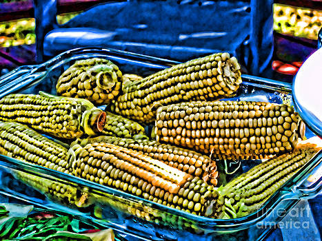 Anne Ferguson - Corn on the Cob up a Notch