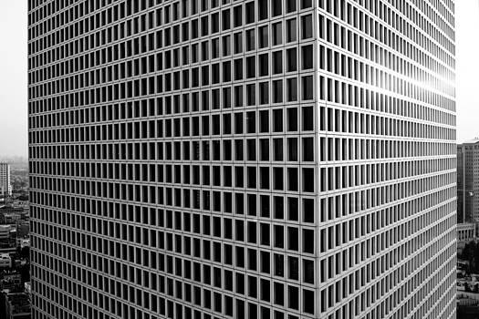 Corner In The Center by Victor Bezrukov