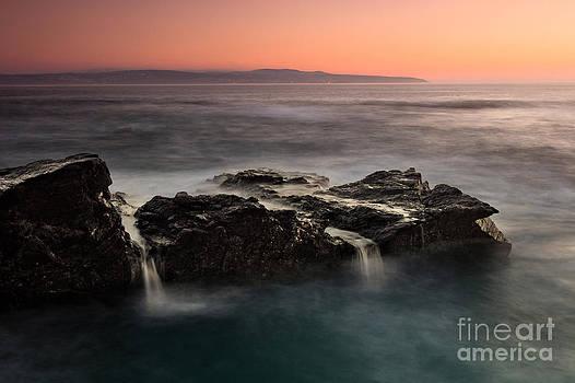 Cornish Sunset by David Smith