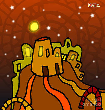 Coroico Nights by Daniel Katz