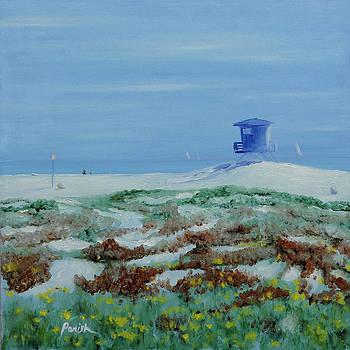 Coronado North Beach by Paintings by Parish