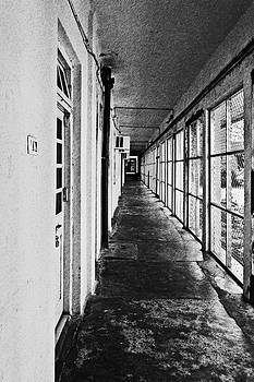 Kantilal Patel - Corridors of New Hotel