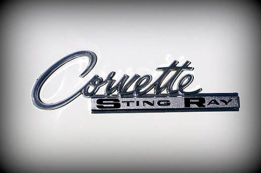 Karyn Robinson - Corvette Sting Ray Insignia