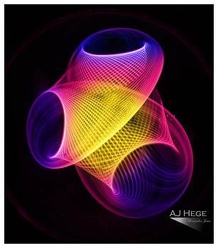 Cosmic Knot by AJ Hege