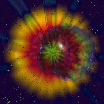 Linda Sannuti - Cosmic Light