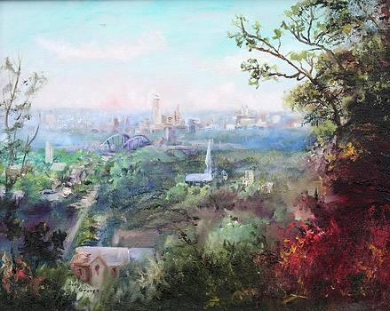 Council Bluffs by Judy Groves