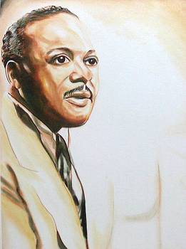 Count Basie by James  Thompson
