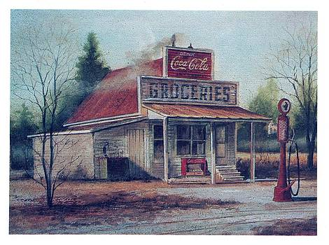 Country Store  by Charles Roy Smith
