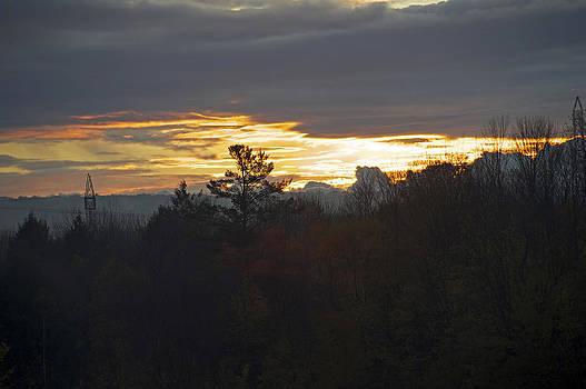 Elaine Mikkelstrup - Country Sunrise
