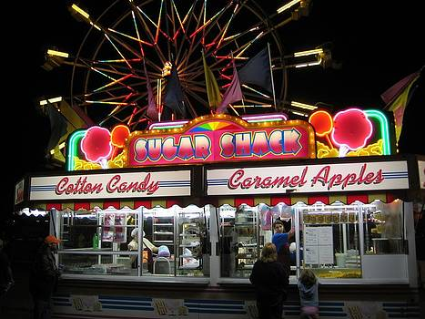County Fair Sugar Shack by Don Struke