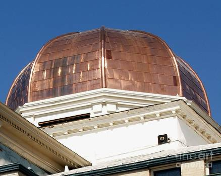 Courthouse Dome by Leeah Borner