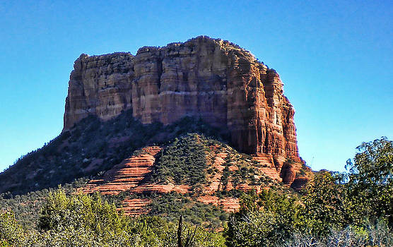 Diana Cox - Courthouse Rock
