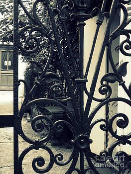 Shawna Gibson - Courtyard