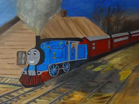 Nancy Fillip - Cousin of Thomas